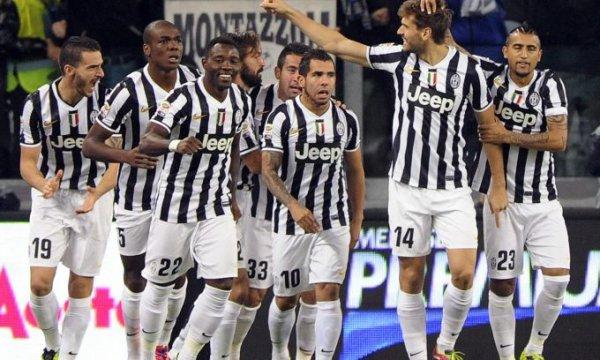 Victoire écrasante de la Juventus contre Napoli à la Juventus Stadium
