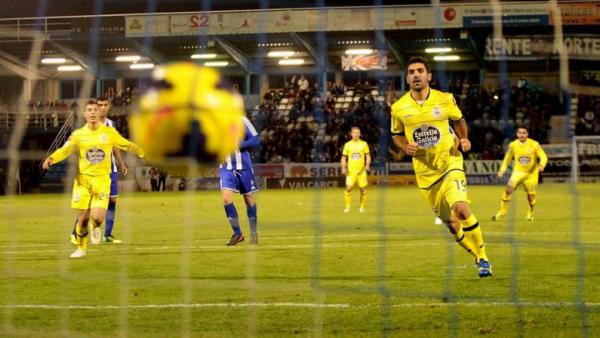 Le Deportivo s'est imposé difficilement sur la pelouse de la Ponferradina