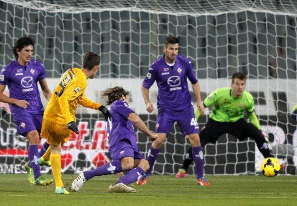 Les résultats finals de la 14 journée de la Série A Tim 2013-2014
