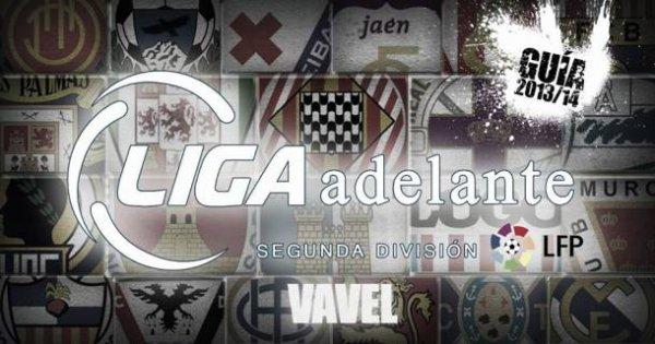 Les résultats finals de la 20 journées de la Liga Adelante 2013-2014
