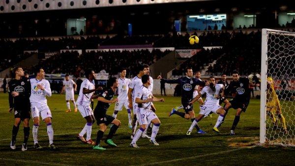 Le Deportivo a fait match nul et ramener un bon point précieux sur la pelouse de Jaén
