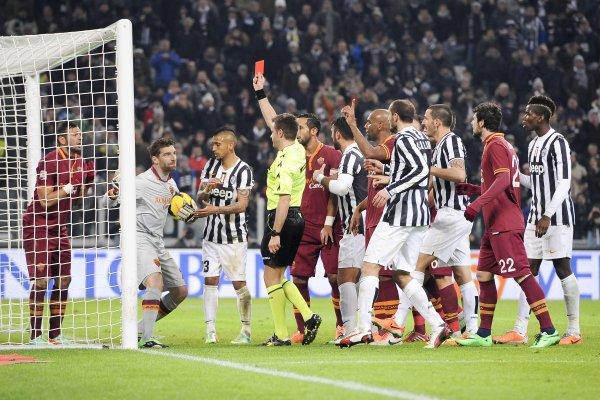 La Juventus a remporté facilement son duel contre la Roma à la Juventus Stadium