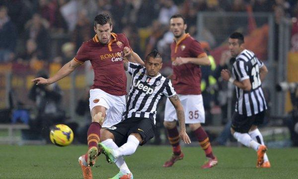 La Juventus se fait éliminé de la Coupe D'Italie en perdant sur la pelouse de la Roma