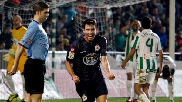 Le Deportivo arrache une victoire important et difficil sur la pelouse de Cordoba.
