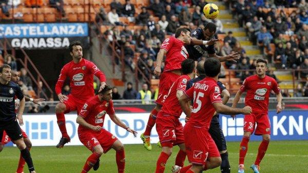 Les résultats finals de la 21 journée de la Série A Tim 2013-2014