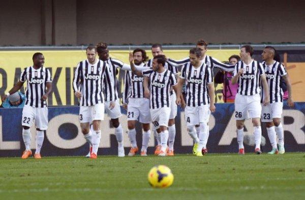 La Juventus a été tenu en échec sur la pelouse de Vérone à la 94 minute