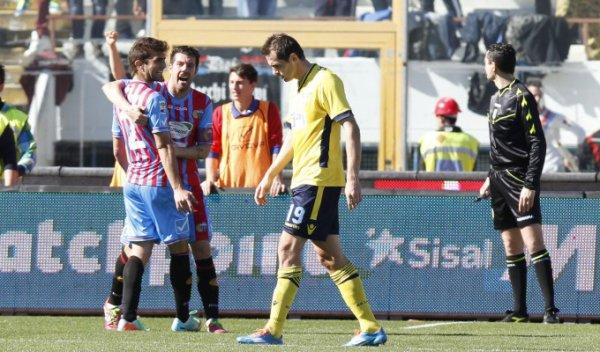Les résultats finals de la 24 journée de la Série A Tim 2013-2014