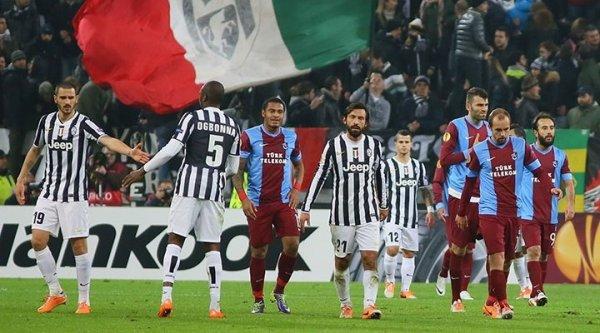 Très belle opération pour la Juventus qui s'est imposé facilement contre Trabzonspor