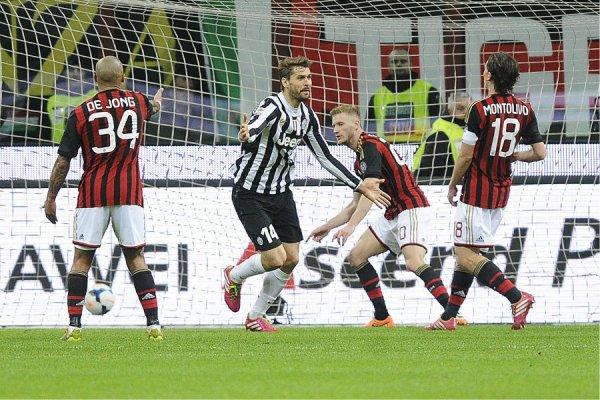 La Juventus a fait une grande opération en s'imposant à Milan