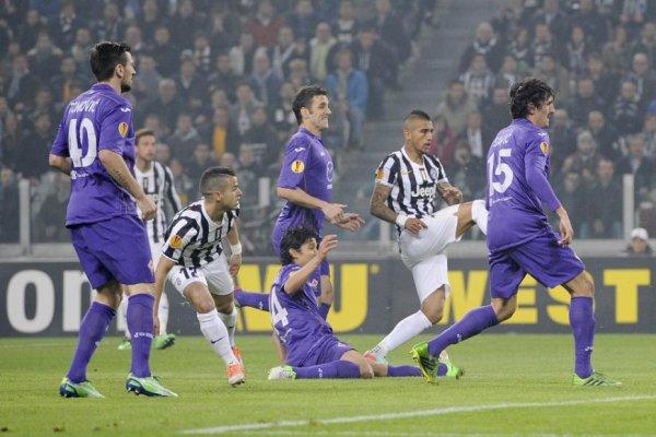 La Juventus a été tenu en échec par la Fiorentina lors des 1/8 de final d'Europe League.