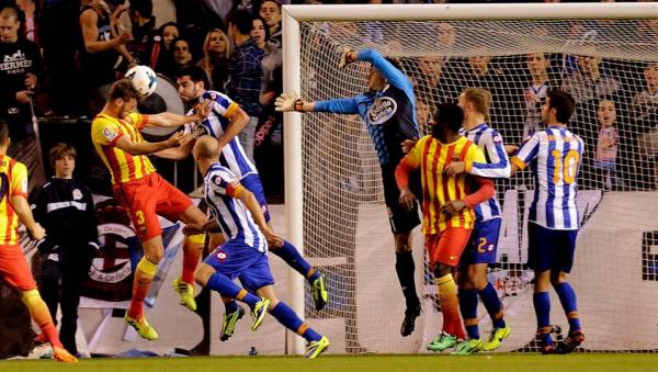 Le Deportivo a été tenu en échec à domicil contre le Barcelona B à Riazor
