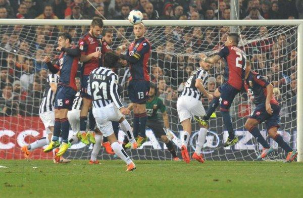 La Juventus s'est imposée dans la douleure sur la pelouse de Genoa