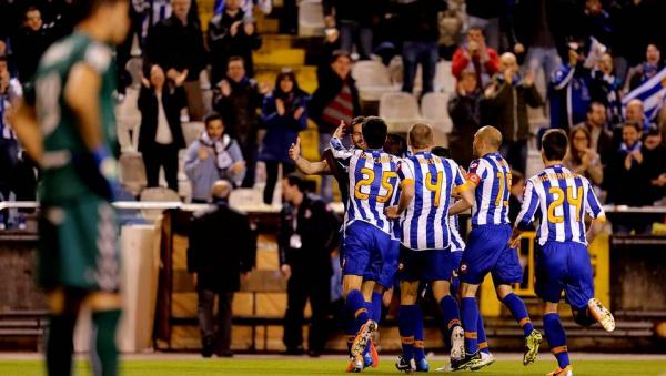 Mauvaise opération pour le Deportivo qui a été tenu en échec à domicil contre Tenerife.