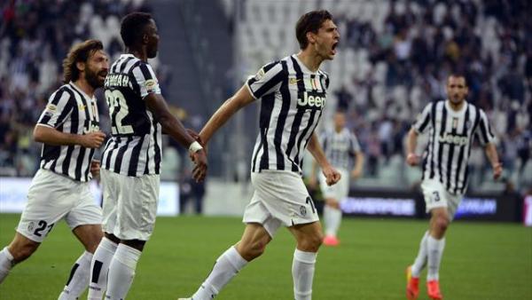 La Juventus s'est imposé facilement contre Livorno