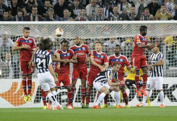 La Juventus a fait un belle exploit en se qualifiant pour les demi-final de l'Europe League.