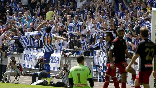 Le Deportivo remporte une victoire précieuse contre le Recreativo à Riazor.