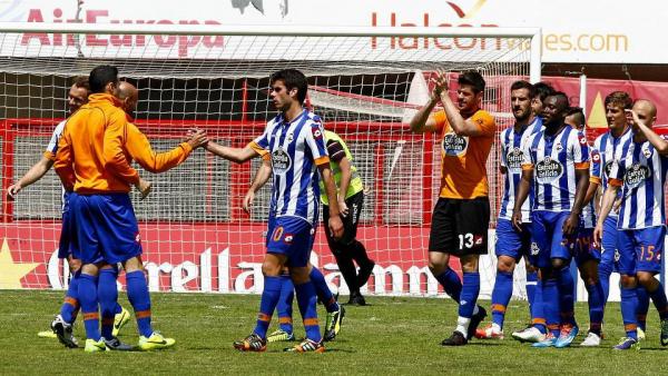 Une victoire écrasante du Deportivo sur la pelouse de Mallorca.