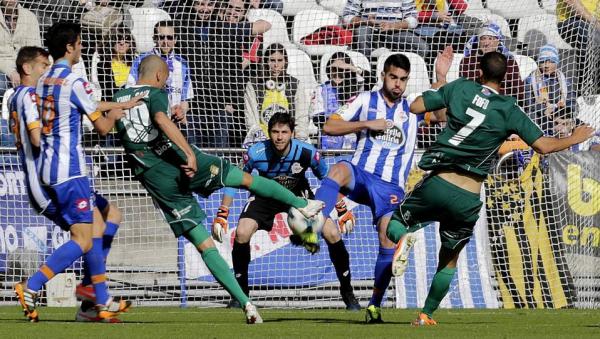 Le Deportivo est entrain de se relaché pour l'ascencion en perdant contre la Ponferradina