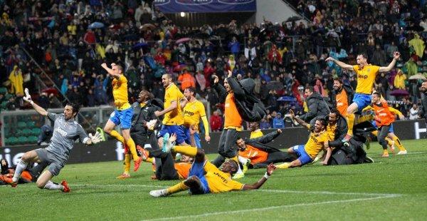 Une victoire magistral de la Juventus sur la pelouse de Sassuolo