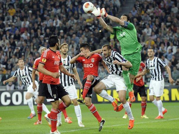 La Juventus n'a pas réussit à faire le miracle en étant tenu en échec contre Benfica