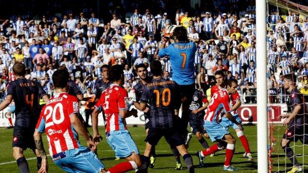 Le Deportivo a fait match nul et prend un bon point précieux sur la pelouse de Lugo.