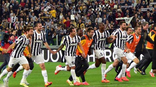 La Juventus a vécu une belle soirée en s'imposant contre l'Atalanta pour feter son titre.