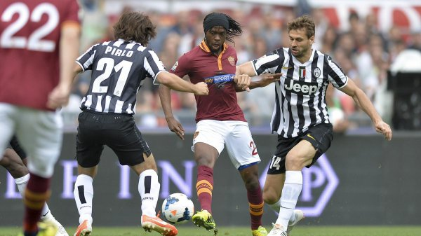 La Juventus a réalisé un belle exploit en s'imposant sur la pelouse de la Roma