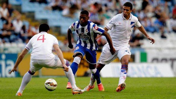Le transfert final du Deportivo pour la saison 2014-2015.
