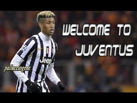 Le transfert actuel de la Juventus pour la saison 2014-2015.