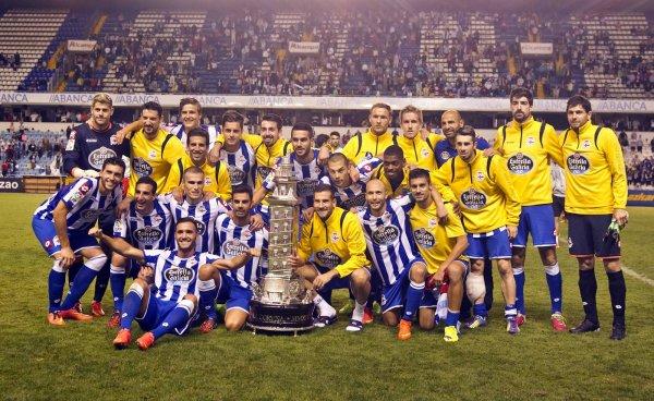 Le Deportivo remporte le trophée de la Teresa Herrera en battant le Sporting Gijon.