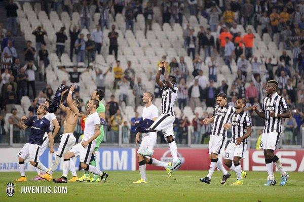 Très bon début de la Juventus en Champions League en battant l'équipe de Malmö.