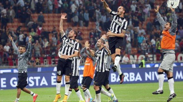 Très belle opération de a Juventus qui envoye un signal fort en s'imposant à Milan.