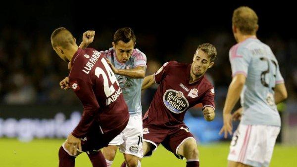 Le Deportivo ne méritait pas de perdre sur la pelouse de Celta pour le derby galicien.