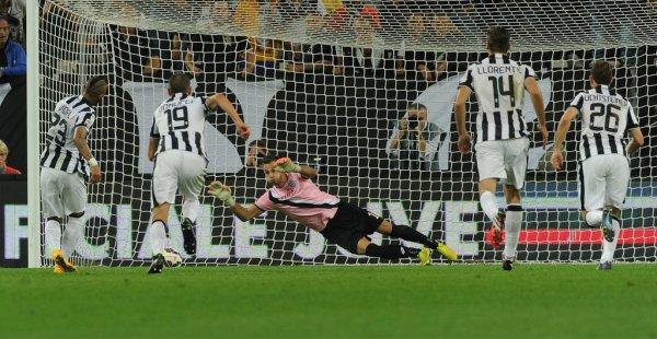 Une victoire facil et écrasante de la Juventus contre Cesena