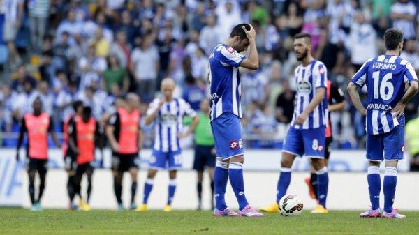 Le Deportivo se met en pleine crise avec la 3 défaite d'affilée en perdant contre l'Almeria.