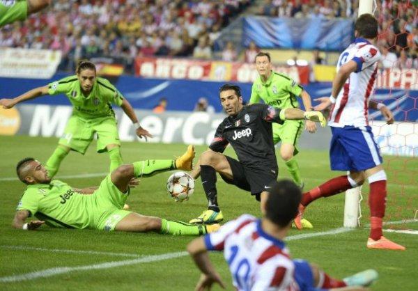 La Juventus ne méritait pas de perdre sur la pelouse de l'Atlético de Madrid
