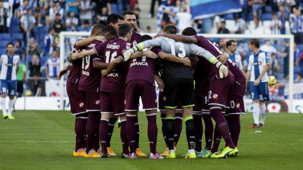 Le Deportivo a obtenu un bon point précieux acquis en plus sur la pelouse de l'Espanyol.