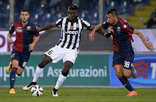 La Juventus à subi sa 1 défaite de la saison en s'inclinant sur la pelouse de Genoa.