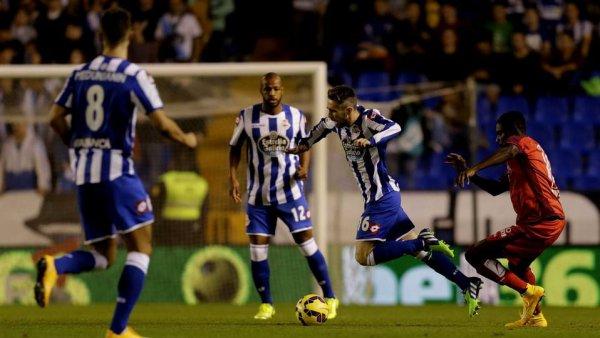Mauvaise opération du Deportivo qui s'est incliné à domicil contre Getafe à Riazor
