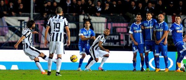 Belle opération de la Juventus qui a gagnée sur la pelouse de l'Empoli.