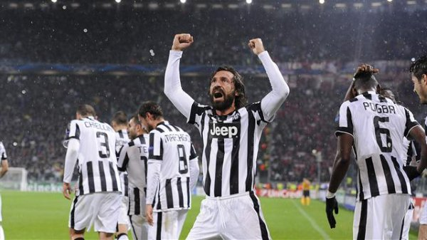 La Juventus fait la bonne affaire en s'imposant difficilement contre l'Olympiakos.