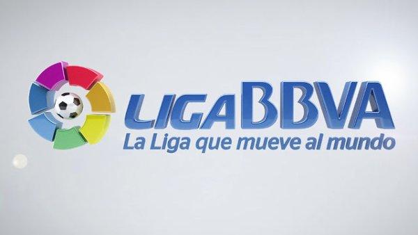 Les résultats finals de la 12 journées de la Liga BBVA 2014-2015.