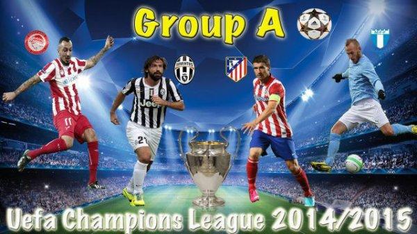 Les résultats finals de la 5 journée de la Ligue des Champions 2014-2015.