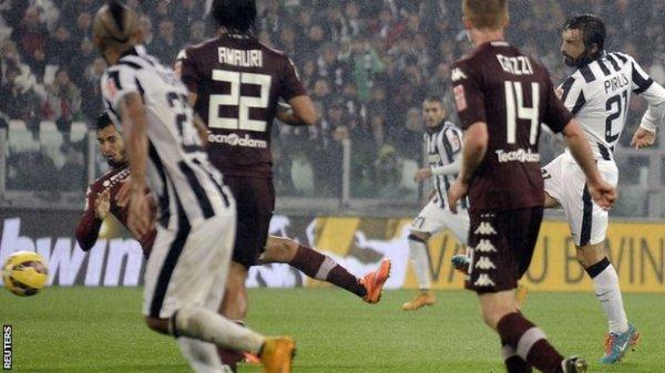 La Juventus a vraiment souffert pour arracher la victoire contre le Torino pour le derby.