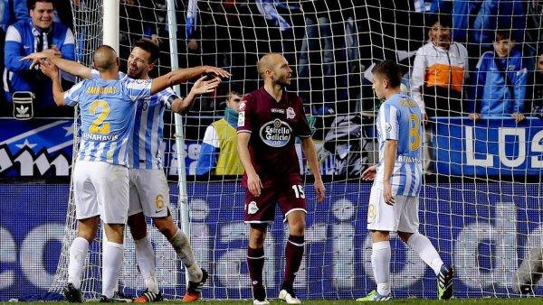 Le Deportivo est éliminée de la Copa Del Rey en perdant sur la pelouse de Malaga.