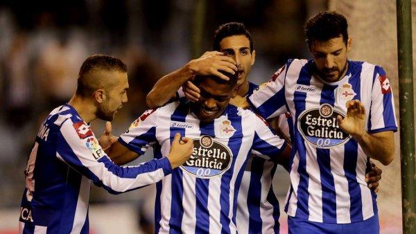 Le Deportivo commence bien l'année 2015 en s'imposant difficilement contre l'Athletic.