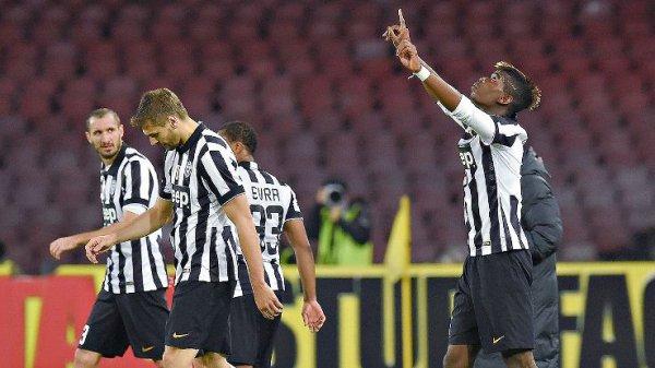 Quelle magnifique exploit de la Juventus qui s'est imposé sur la pelouse de Napoli.
