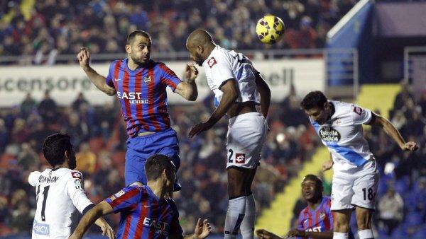 Le Deportivo ramène un bon point précieux de son déplacement à Levante.