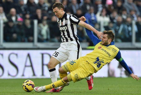 La Juventus s'est imposée facilement contre le Chievo dans le Juventus Stadium.