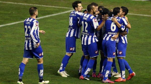 Une victoire importante et souffrante du Deportivo sur la pelouse de Rayo Vallecano.